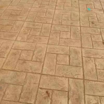 烟台莱阳市压印地坪材料配方批发13864111639