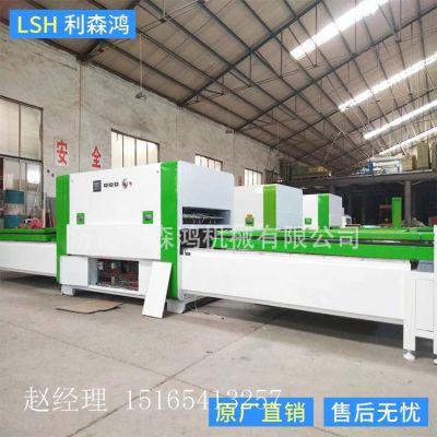 厂家直销 自动真空吸塑机 皮革PVC双工位覆膜设备