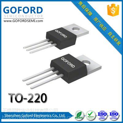 G120N04A TO-220 40V 120A USB适配器/USB排插用MOS管