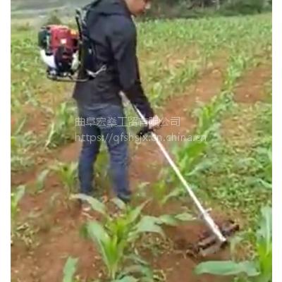 背负式汽油割草机 小型打草除草机园林植保机械