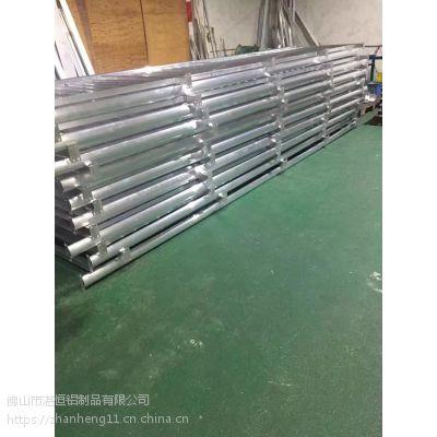 供应广西安置房阳台铝栏杆制作