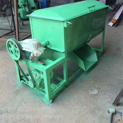 干湿混合饲料搅拌机 草料 秸秆粉碎搅拌机生产厂家