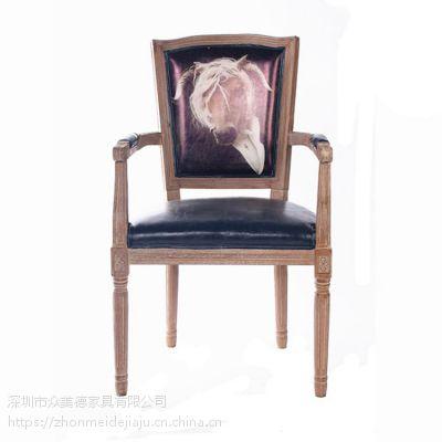 众美德在重庆销售餐厅家具,北欧实木餐椅,餐厅餐桌椅送货安装