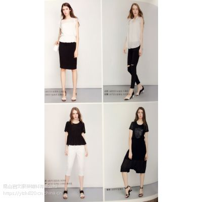 IAM27现货多种款式多种风格金岛卫衣新款女装批发重庆女装加盟店免费铺货