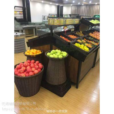 张家港水果货架厂家|靠边水果货架