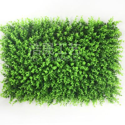 广东仿真植物 塑料草皮尤加利 金钱草 可批发 仿真植物景观装饰室内室外