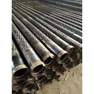 冲孔钢管219工地降水滤水管井管井壁管连接方便