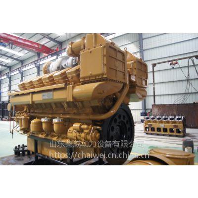 济柴882KW Z12190B柴油机,PZ12V190B钻井配套机