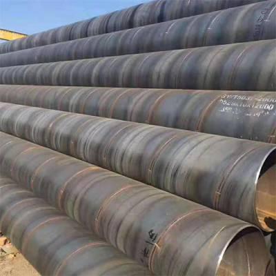 螺旋管型号426,长12米价格219螺旋钢管6米定尺好装车