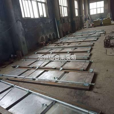 集装箱门 集装箱门板批发定做认准沧州信合