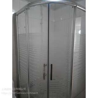 专业维修淋浴房老式平移淋浴房换滑轮挂轮吊轮双摆滑轮