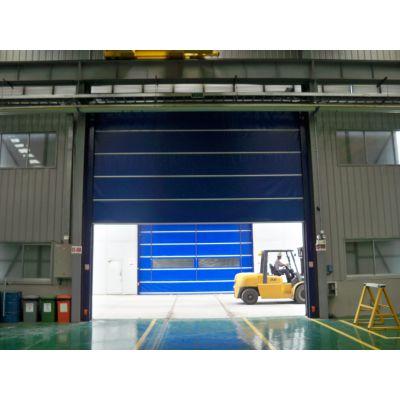 供应台州工业快速提升门