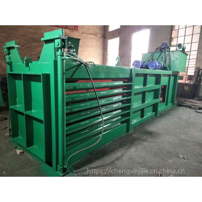 郑州宝泰机械新型专业废纸箱打包机转让厂家价格