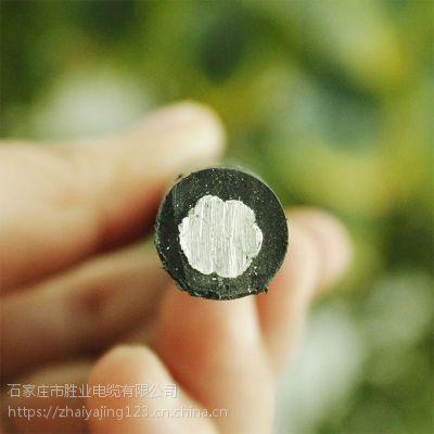 青海厂家直销架空绝缘线JKLYJ 国标50平方铝芯10KV高压电缆线