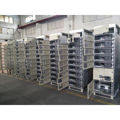 上华机柜GCK抽出式开关柜成套电气柜柜架