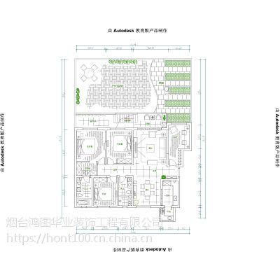 【中海海悦府】260平米现代欧式风格装修案例
