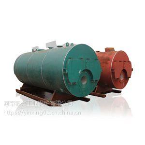 3吨热水锅炉厂家_银兴卧式热水锅炉价格