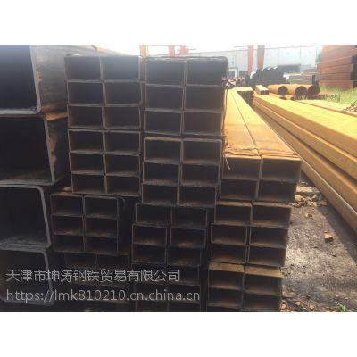120*120*10天津无缝方管 方矩管 方通 大量现货供应