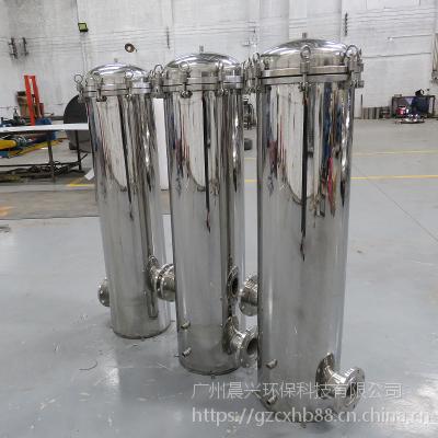 晨兴厂家直销广州生物医药,电子精密零件清洗 超纯水萃取前置精密式过滤器