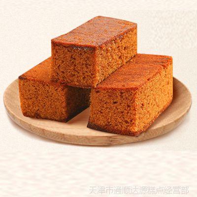 老北京蜂蜜枣糕 传统经典糕点散装 休闲零食品批发红枣蛋糕批发