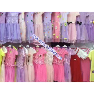 广州儿童裙子连衣裙东莞儿童女孩连衣裙批发厂家