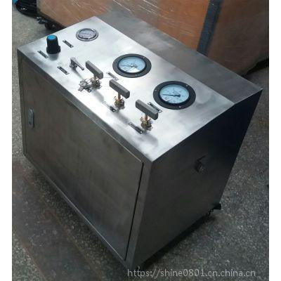 气密性检测设备 使用于各种阀门管路压力容器的气密性试验