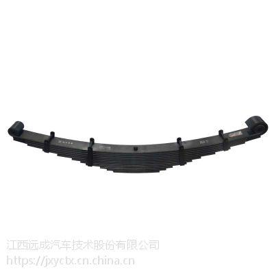 远成昌力60SI2Mn材质重型汽车大运板簧散片定制制造厂