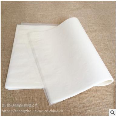 批发双面环保吸油纸电烤炉烧烤纸 烘焙店家用烤盘垫纸30cm*40cm
