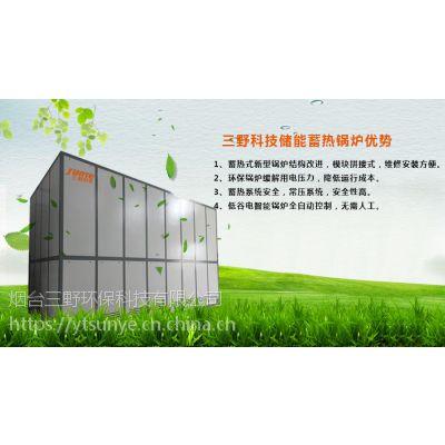 生产低谷电蓄热锅炉散热损耗小 节能降耗