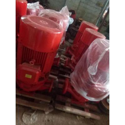 立式消防多级泵100GDL100-20*10配控制柜价格实惠(带CCC认证)。
