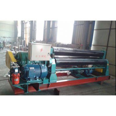 工厂保证质量保修宝兴w11-20*2200全自动机械卷板机