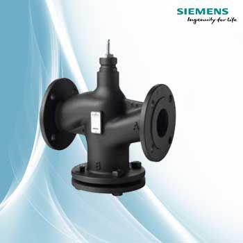 西门子水阀VVF47.100-160流量控制阀