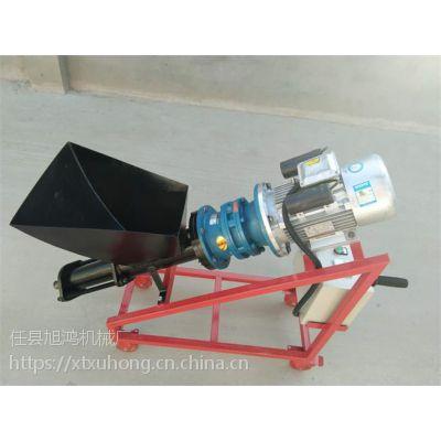 旭鸿小型砂浆灌浆机一机多用满足不同需求