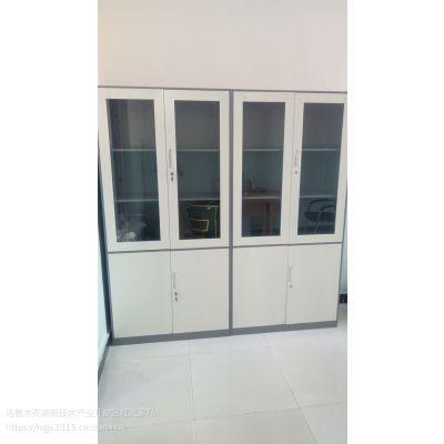 供应新疆科美捷套色HG-900型档案柜 更衣柜 各种文件柜