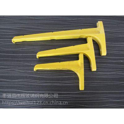 玻璃钢电缆支架复合式螺钉式预埋式smc组合式电缆支架电缆沟支架