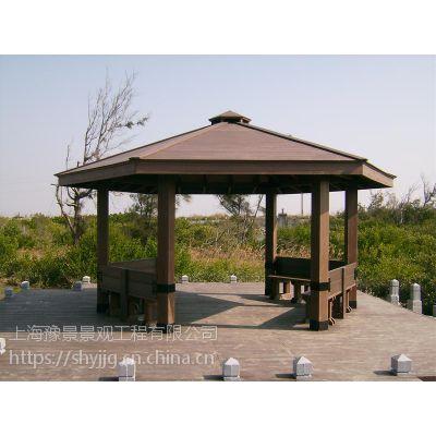 园林亭子景观价格上海凉亭木屋景观亭