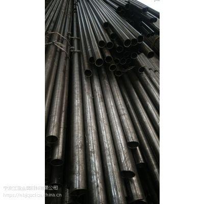 嘉兴GCr15无缝管厂家、小口径厚壁轴承钢管现货