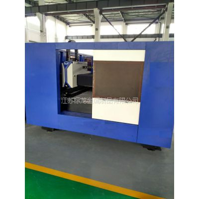 无锡标龙厂家直供 各功率光纤激光数控切割机设备 数控金属激光冲孔切方机