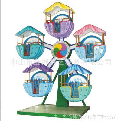 儿童观览车游乐设备 金博摩天轮游乐设备
