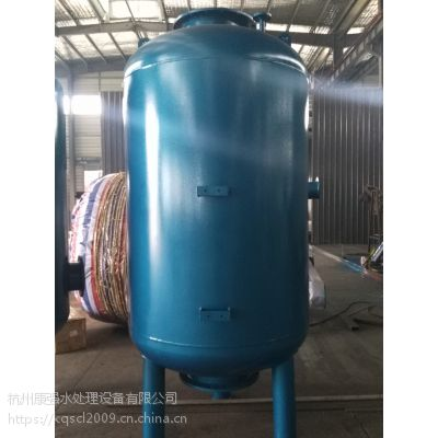 D1500*1800mm 碳钢Q235B衬天然橡胶过滤器