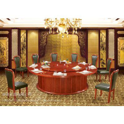 佛山秉德简约现代电动餐桌(宴会桌98)