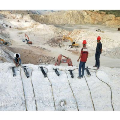 惠州大型石头劈裂机介绍