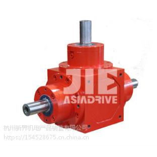 转向器、TM系列螺旋伞齿轮减速机、可定制、杭州杰牌一级代理