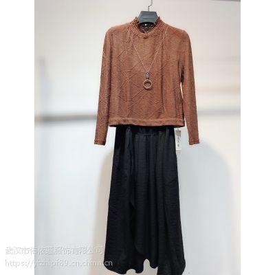 欧美连衣裙艾薇儿外套广东批发市场女装进货河北女装品牌