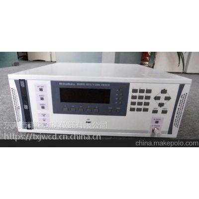 精微创达-芝测Shibasoku-DS303C-视频字数信号发生器