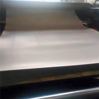 定做大规格四氟薄膜 昌盛密封长期供应黑四氟板