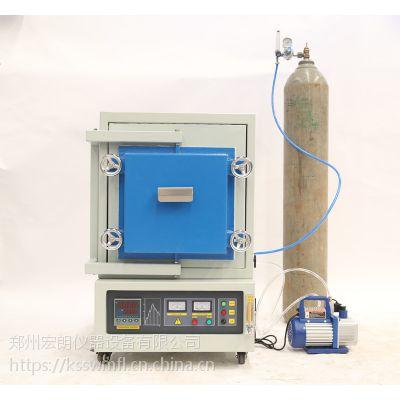 安晟1200℃三聚氰胺管式炉