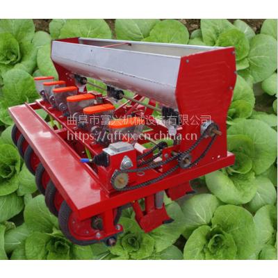 富兴谷子高粱油菜播种机 胡萝卜精播机 苜蓿草下种机型号