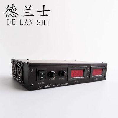 厂家直销定制 铅酸CD-24V60A可调稳压恒流全自动智能型电池充电器
