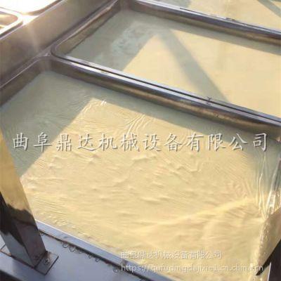 江西鹰潭全自动腐竹机 6盒全自动腐竹油皮机